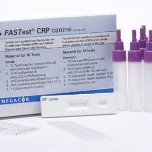 FASTest® CRP canine (10 stk.)