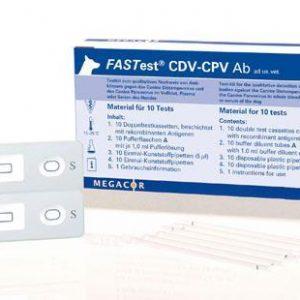 FASTest CDV-CPV (10 stk)