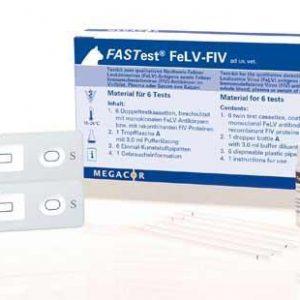FASTest FeLV-FIV (15 stk.)