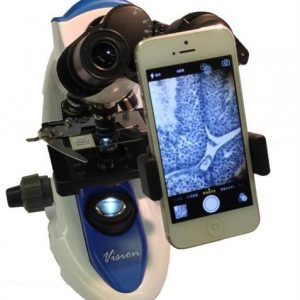 Mikroscopesadapter for Iphone