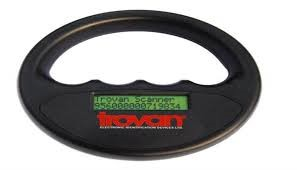 Trovan Mikrochip Scanner
