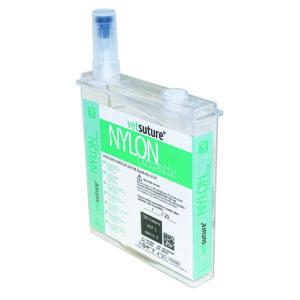 Vetsuture NYLON 2 Casette – W/o needle (NYL5CAS075)