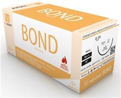 Vetsuture BOND 2/0 Reverse Cutting needle – Triangular (BOND3CN)