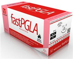 Vetsuture PGLAfast 4/0 (12 stk) – reverse Cutting needle(FPGLA15CN)