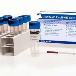 FASTest E.coli-K99 (10 stk.)